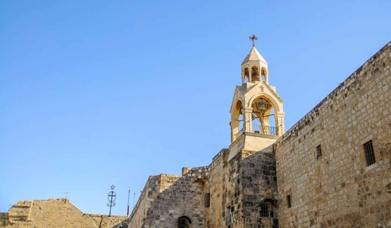 Si vienes a Tierra Santa debes visitar la Basílica de la Natividad en Belén