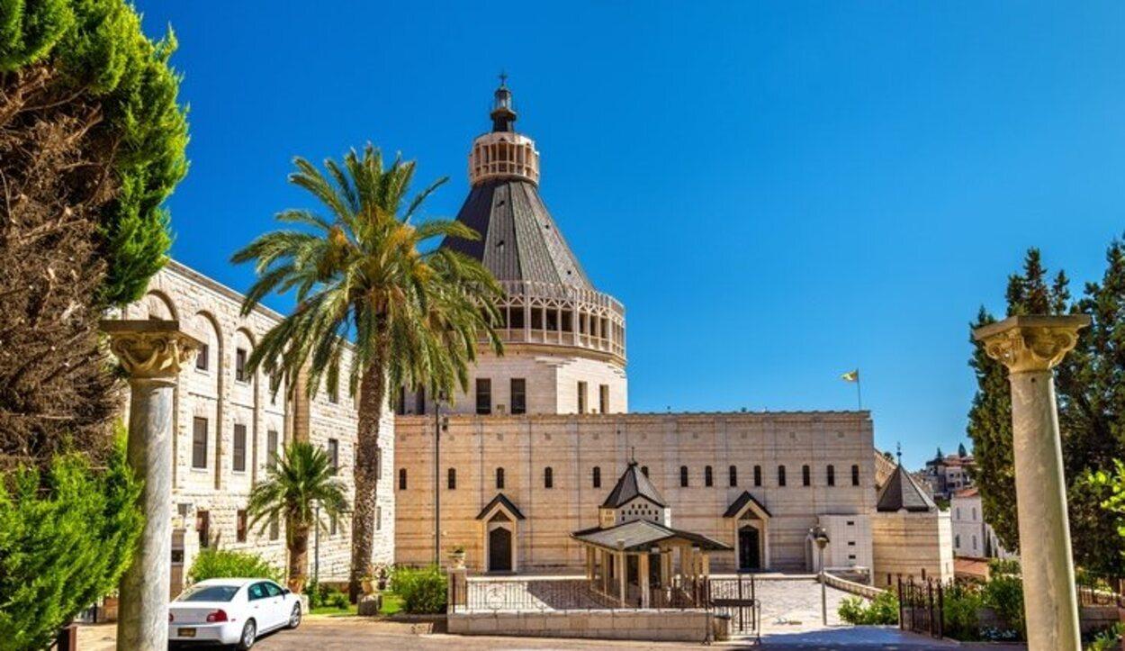 La Basílica de la Anunciación es un lugar de culto que no te puedes perder