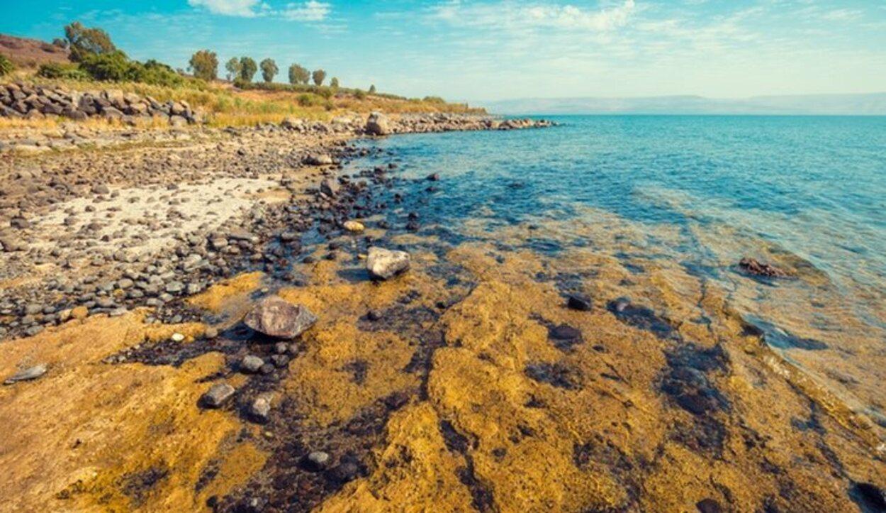 El mar de Galilea es una de las vistas imprescindibles en este viaje