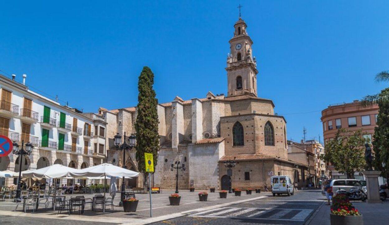 La Colegiata de Santa María es considerada Monumento Histórico Artístico desde 1931