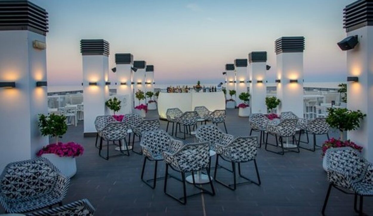 La Azotea Moon Lounge es considerada una de las mejores terrazas de Gandía
