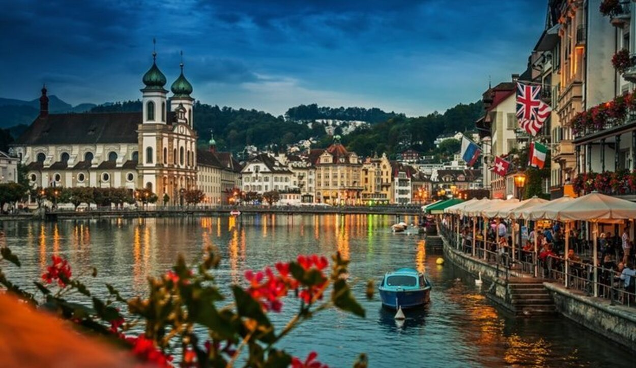 Muchas personas definen a Suiza como el país de los contrastes