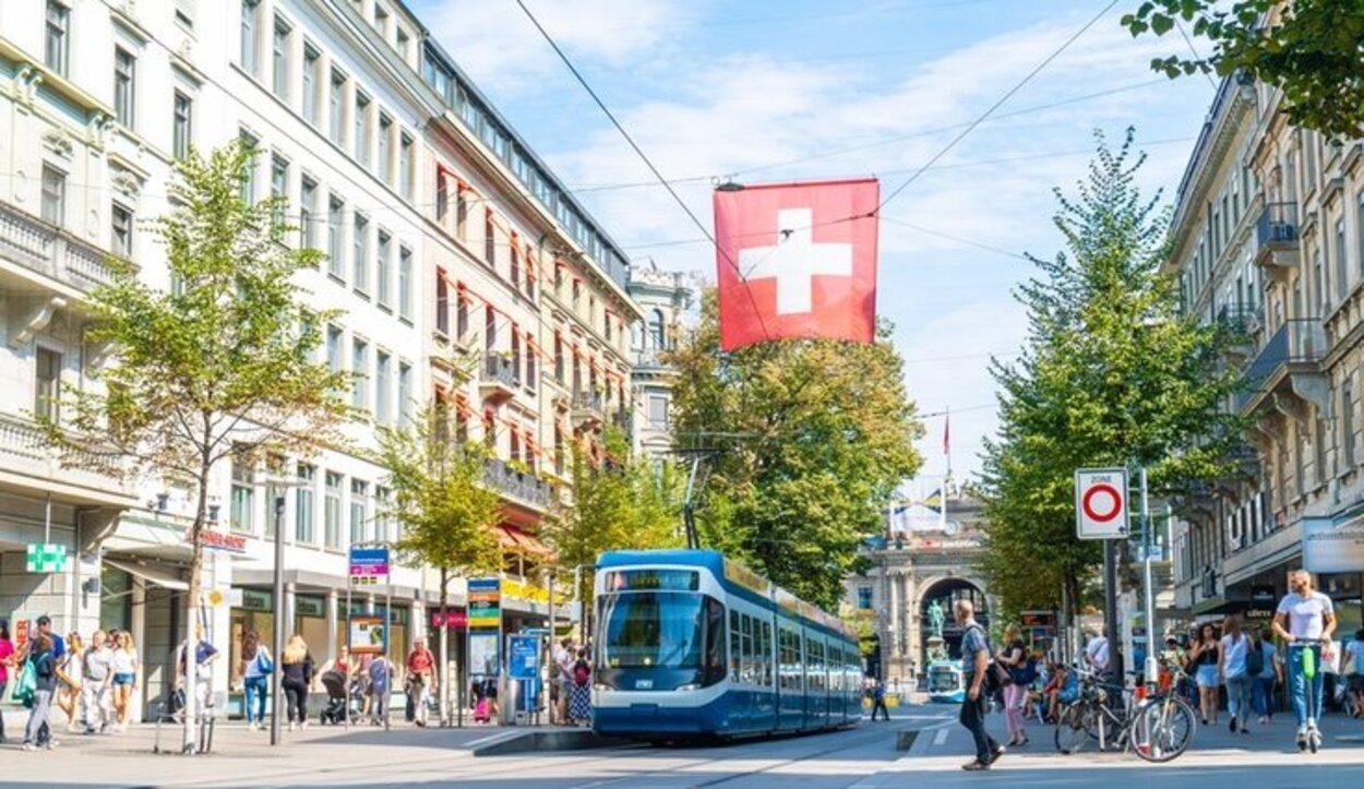 Zurich cuenta con una gran oferta de planes, museos y propuestas de ocio
