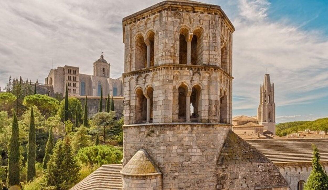 Monasterio de San Pedro de Galligans, Girona