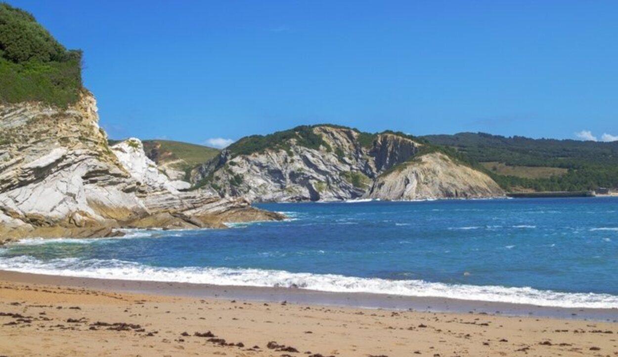 Playa de Muriola, Vizcaya
