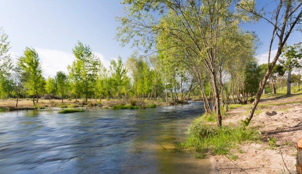 Río Alberche, Aldea del Fresno, Cuenca