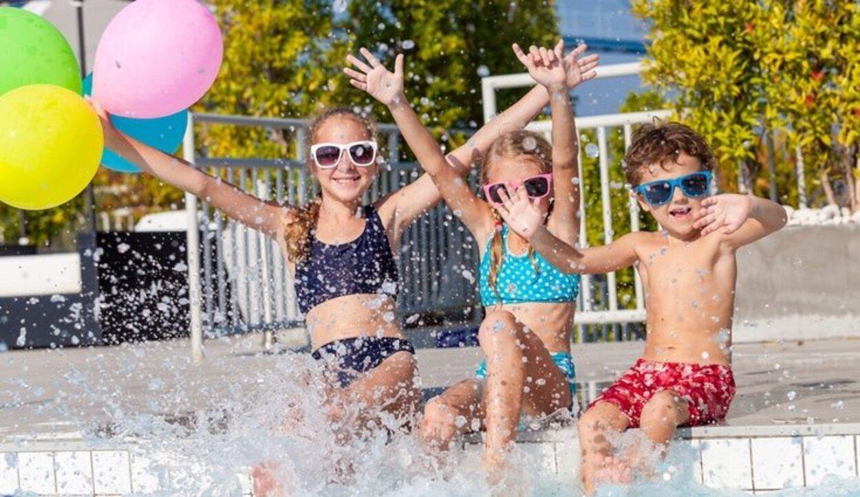 Las piscinas naturales son una buena alternativa para aquellos que viven en Madrid o alrededores
