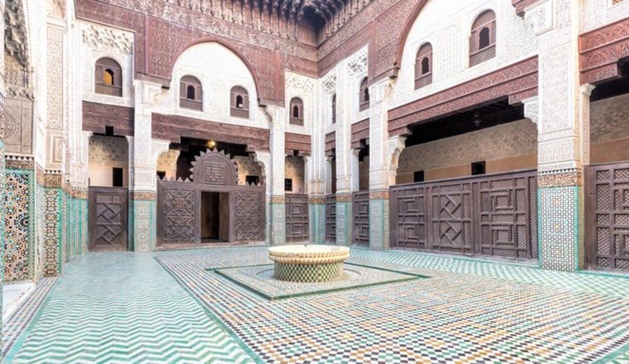 Medersa Bou Inania, Fez