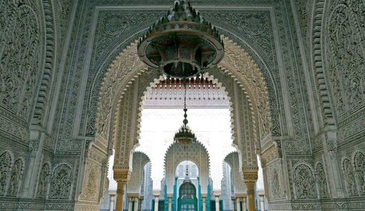 El Palacio Mahkama du Pacha, Casablanca