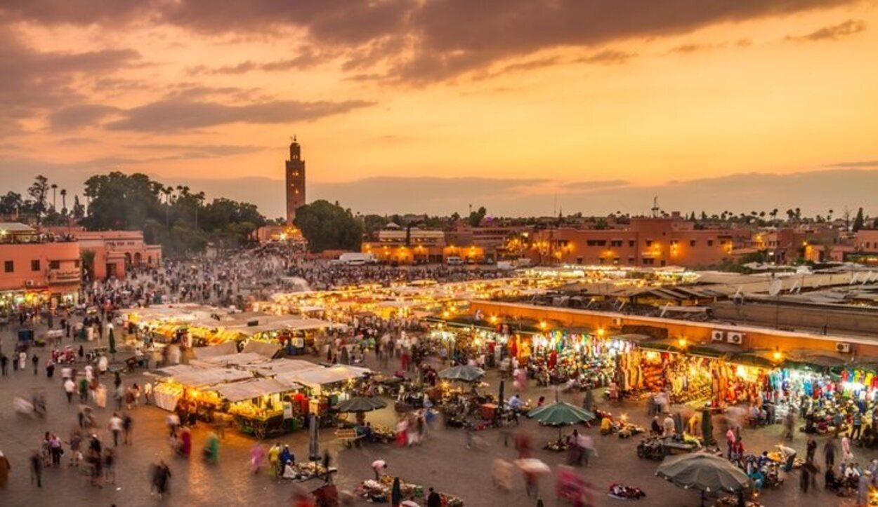 Plaza de Jamma el Fna, Marrakech