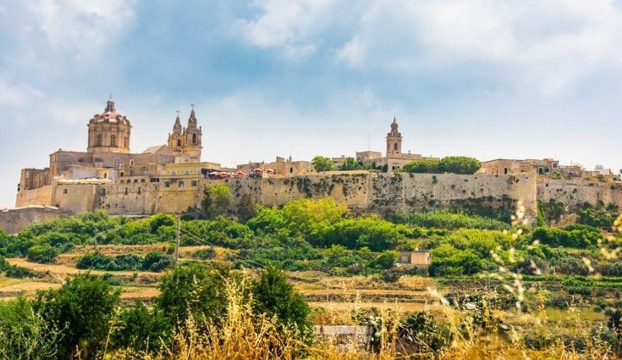 Castillo de Mdina, Malta