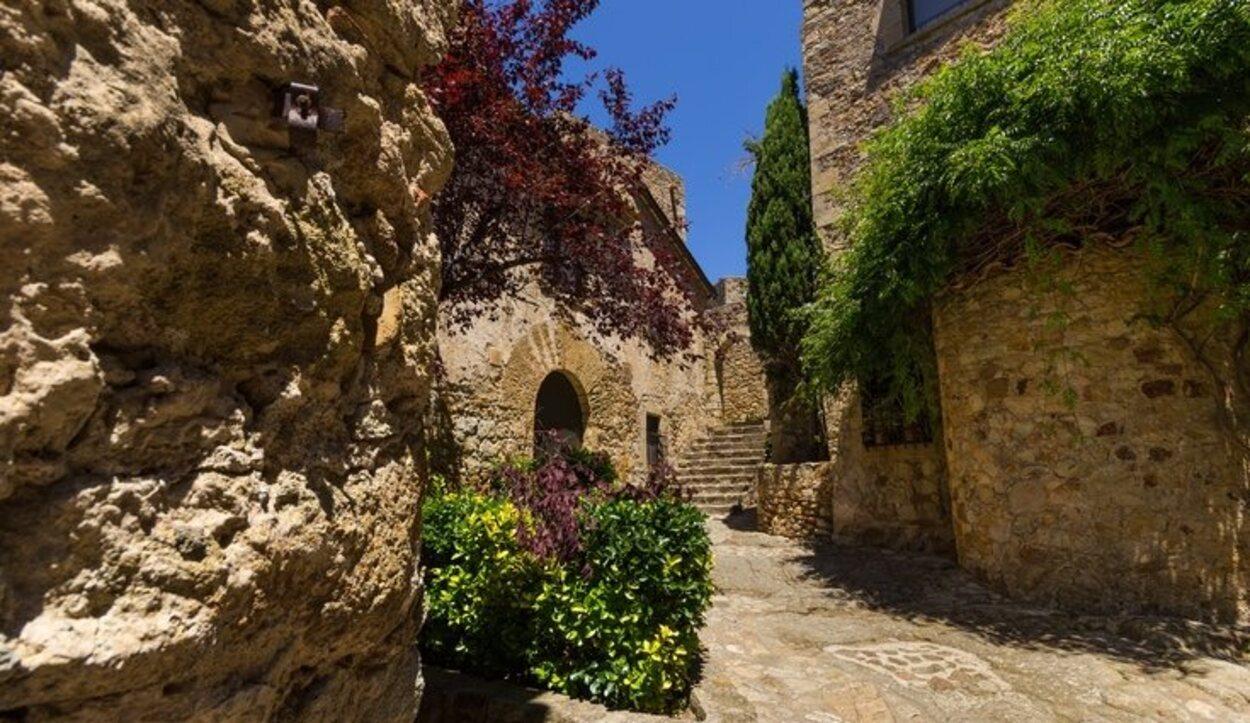 Las calles o su mercado se recrearon en la española Girona