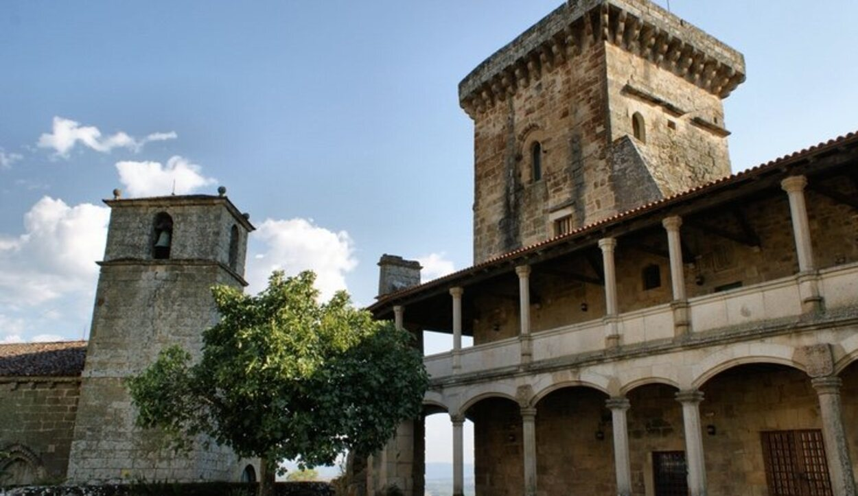 Castillo de Monterrei, Verín