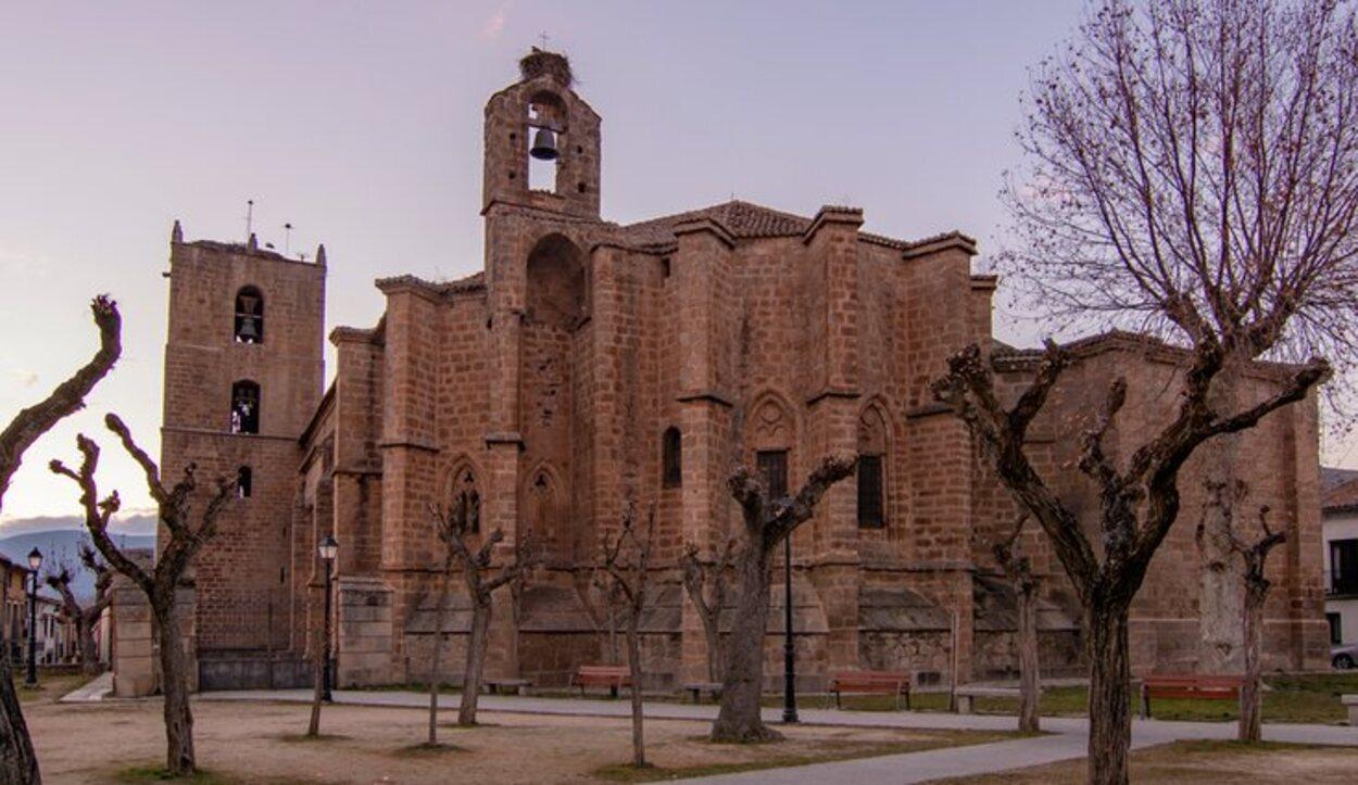 La Iglesia de la Asunción de Nuestra Señora es considerada Monumeto Histórico-Artístico