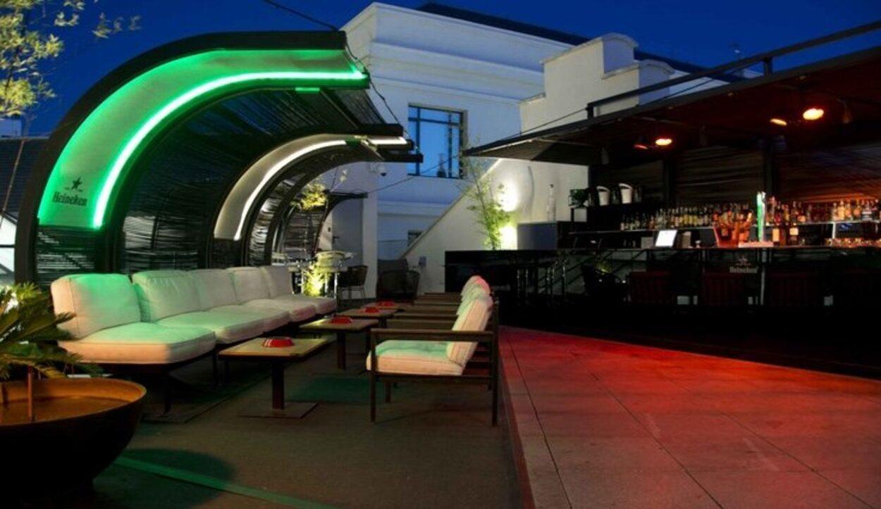 Desde la terraza de Ciebeles se puede disfrutar de una espectacular vista | Foto: palaciodecibeles.com