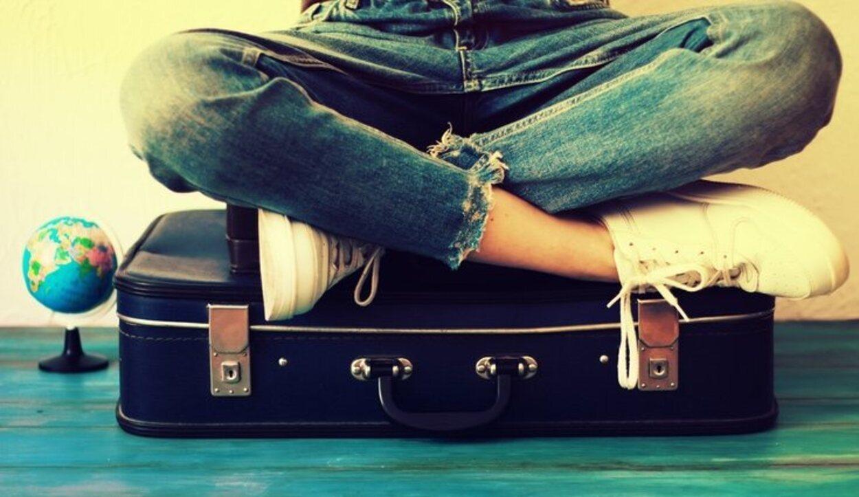 Lo primero en meter en una maleta es el calzado