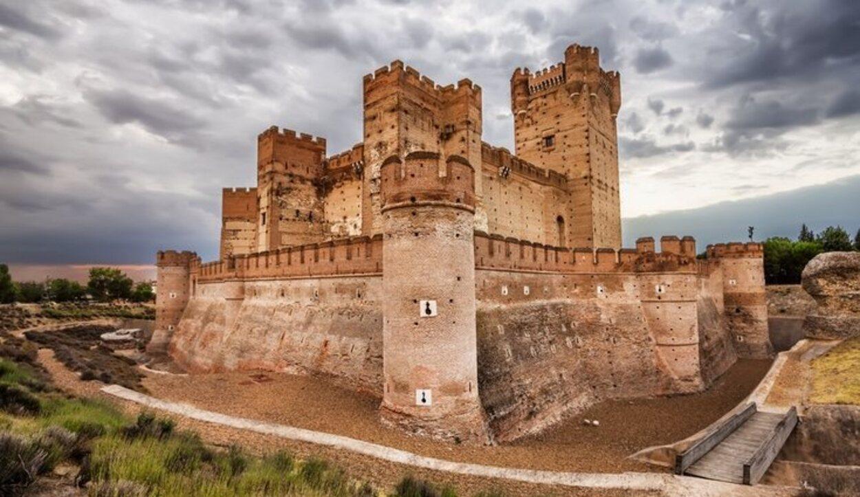 El Castillo de la Mota fue declarado Bien de Interés Cultural en 1904