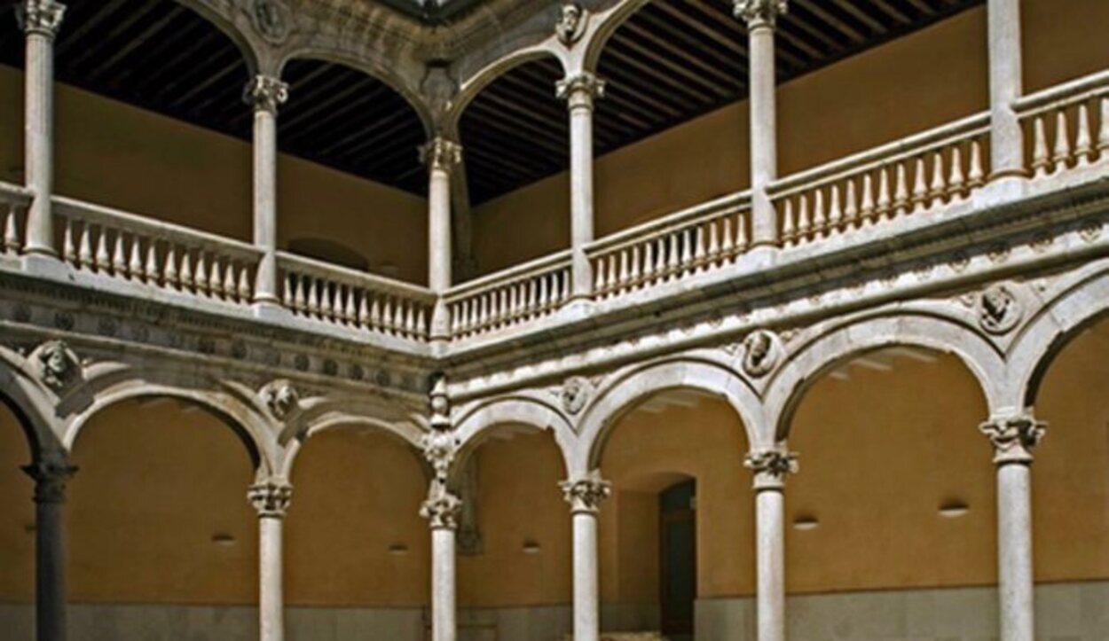 El Palacio de las Dueñas fue declarado Monumento Nacional en 1931