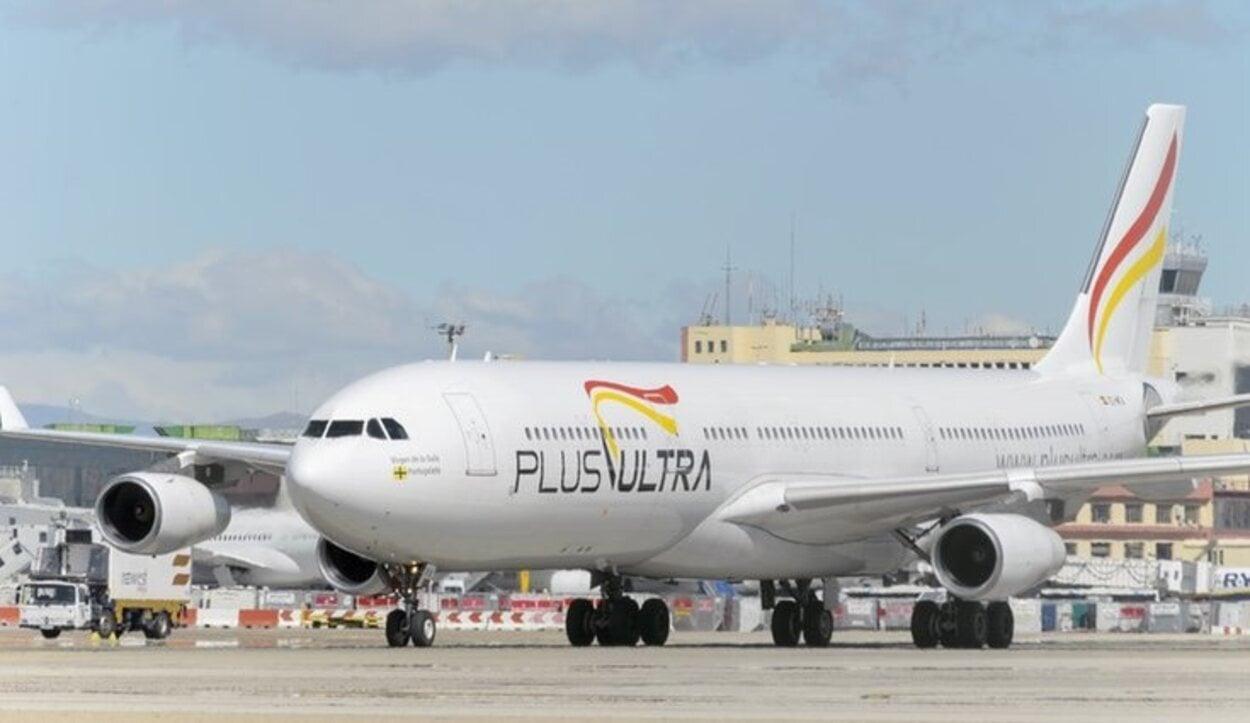 Plus Ultra es una aerolínea española fundada en 2011