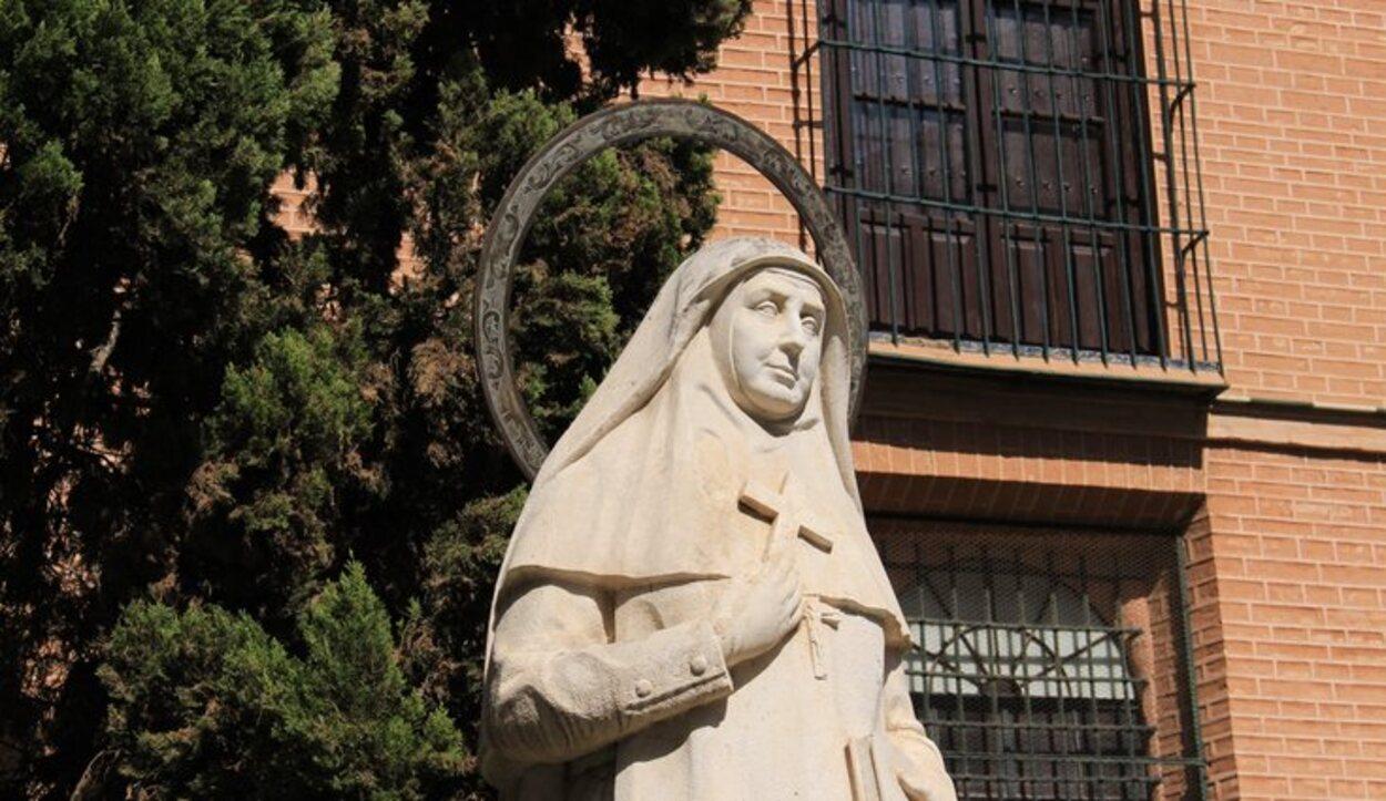 Santa Ángela de la Cruz es el lugar recomendado para ver la cofradía de Montesión
