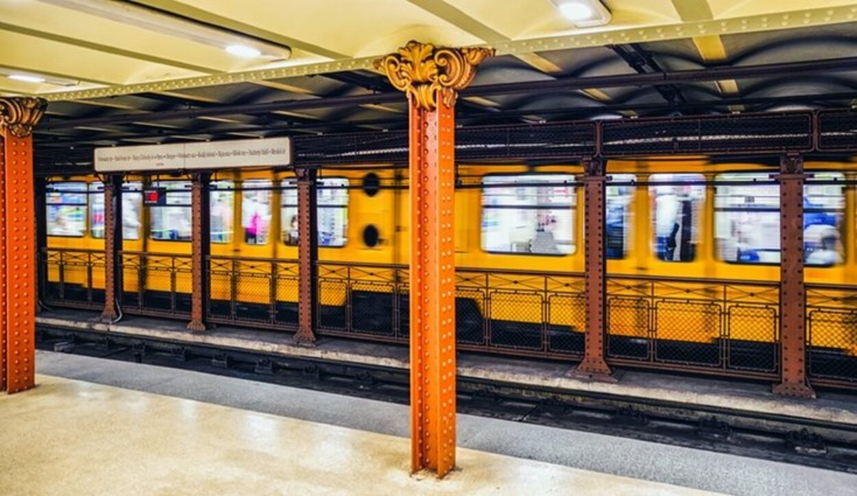 La Budapest Card permite hacer uso ilimitado de los medios de transporte