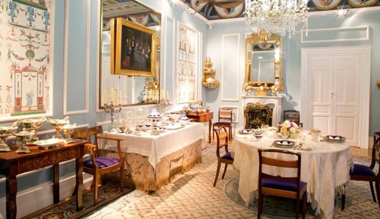 Diferentes objetos de su fundador fueron utilizados para dar vida al Museo del Romanticismo | Foto: Ministerio de Cultura y Deporte