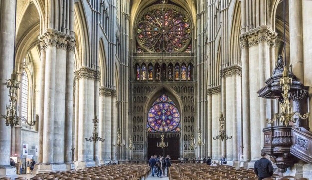 La catedral de París es uno de los grandes centros de peregrinación de toda la Cristiandad