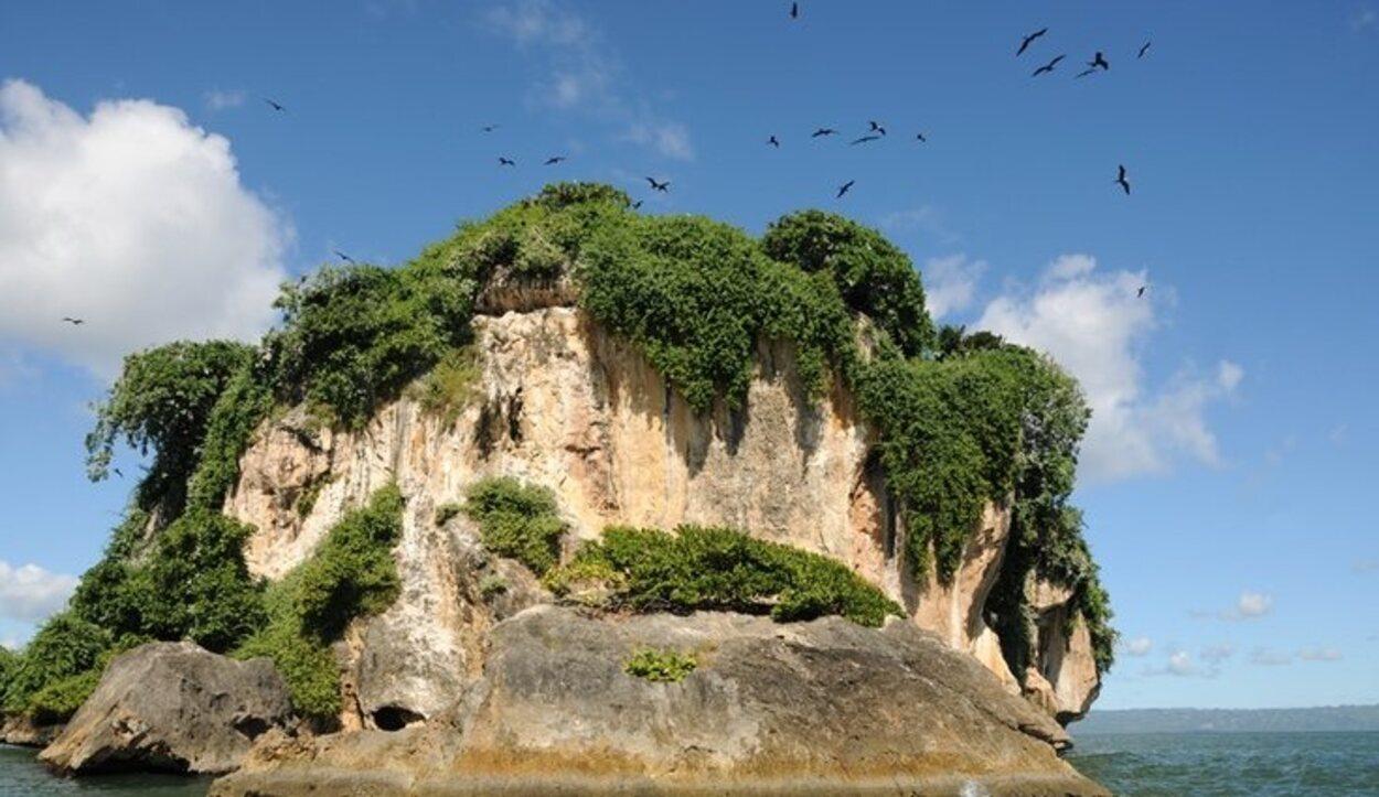Isla del Parque Nacional de los Haitises