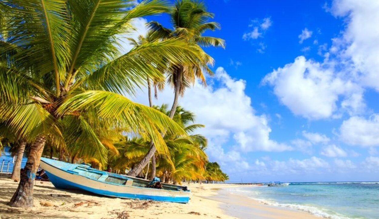Isla Saona, es una de las islas más grandes de República Dominicana