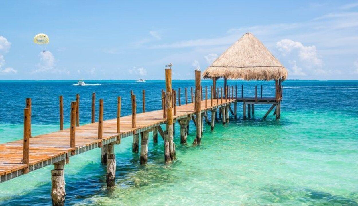 La mejor época para viajar a Cancún es de diciembre a marzo