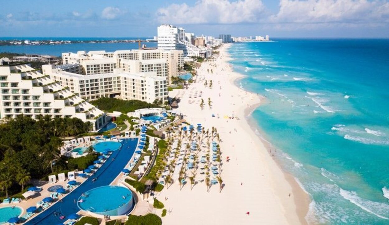 Cancún es uno de los destinos turísticos más demandados de todo el Caribe