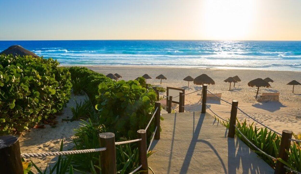 Playa Delfines, un lugar de ensueño