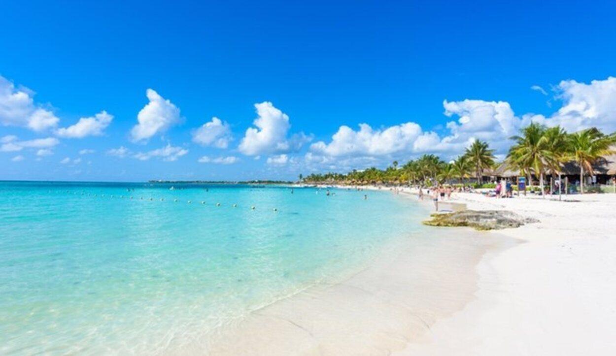 Playa Tortugas, Cancún