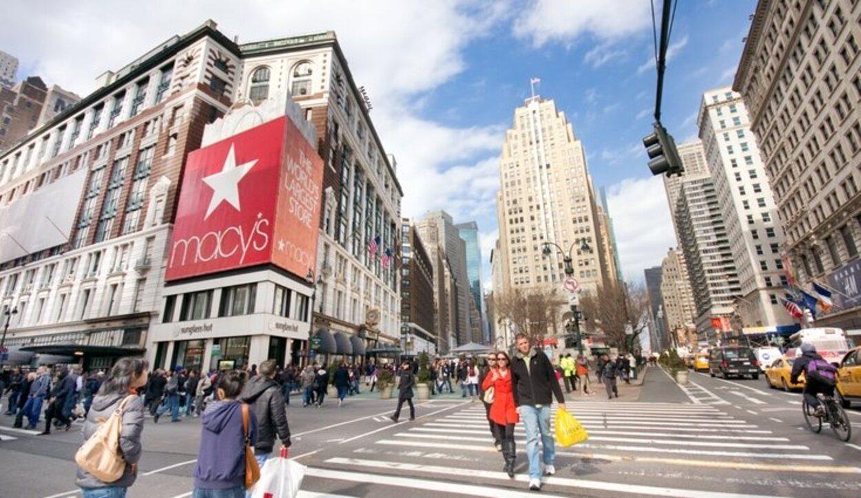 Nueva York es uno de los paraísos para los amantes de la moda