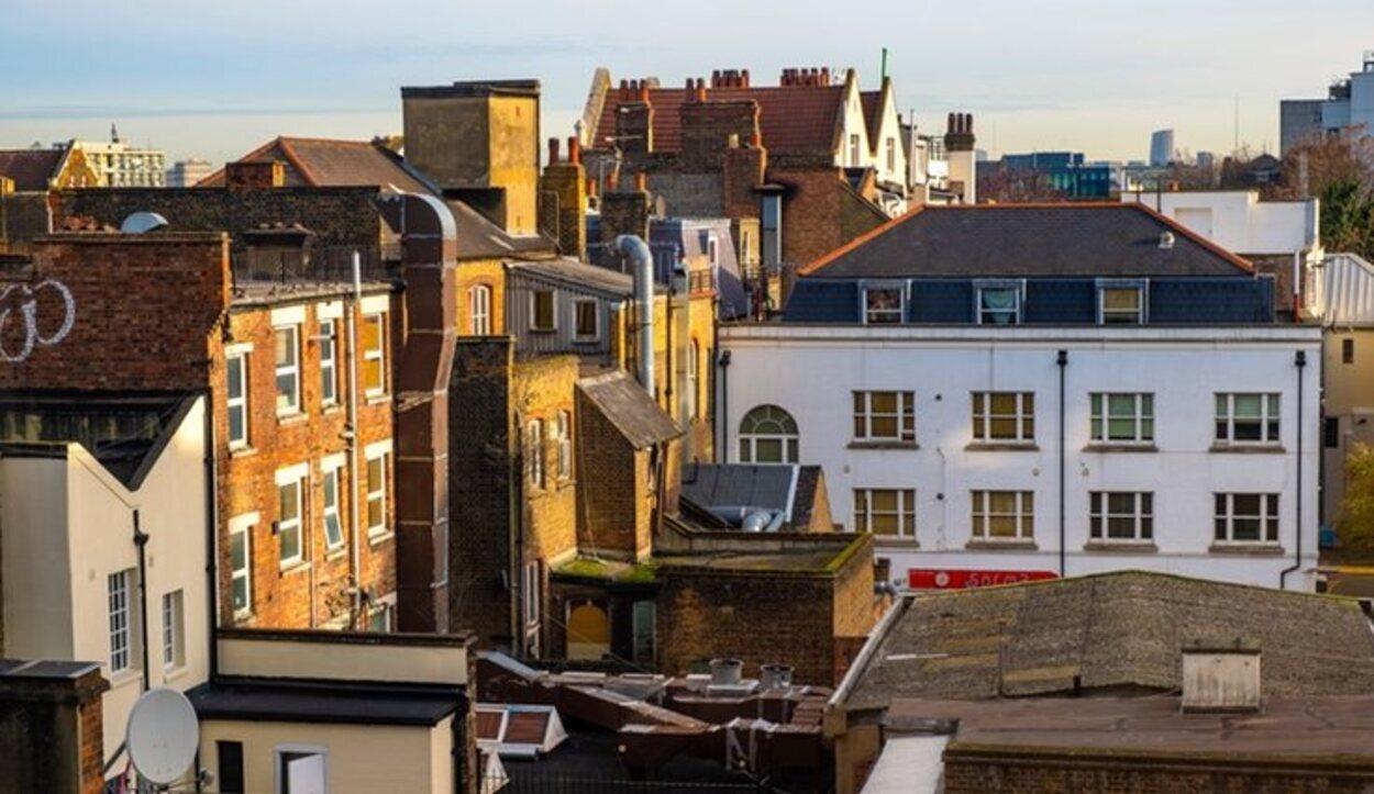 Whitechapel, barrio en el que cometía sus asesinatos Jack el Destripador