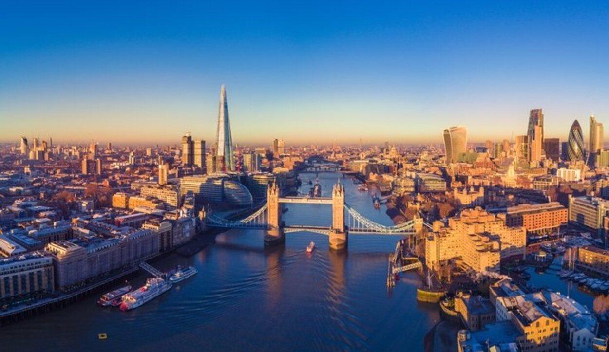 Londres es una ciudad llena de historias misteriosas y tenebrosas