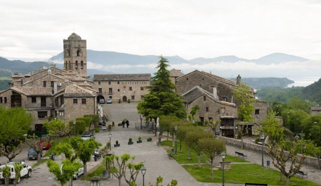 Aínsa es uno de los pueblos más bonito de Huesca