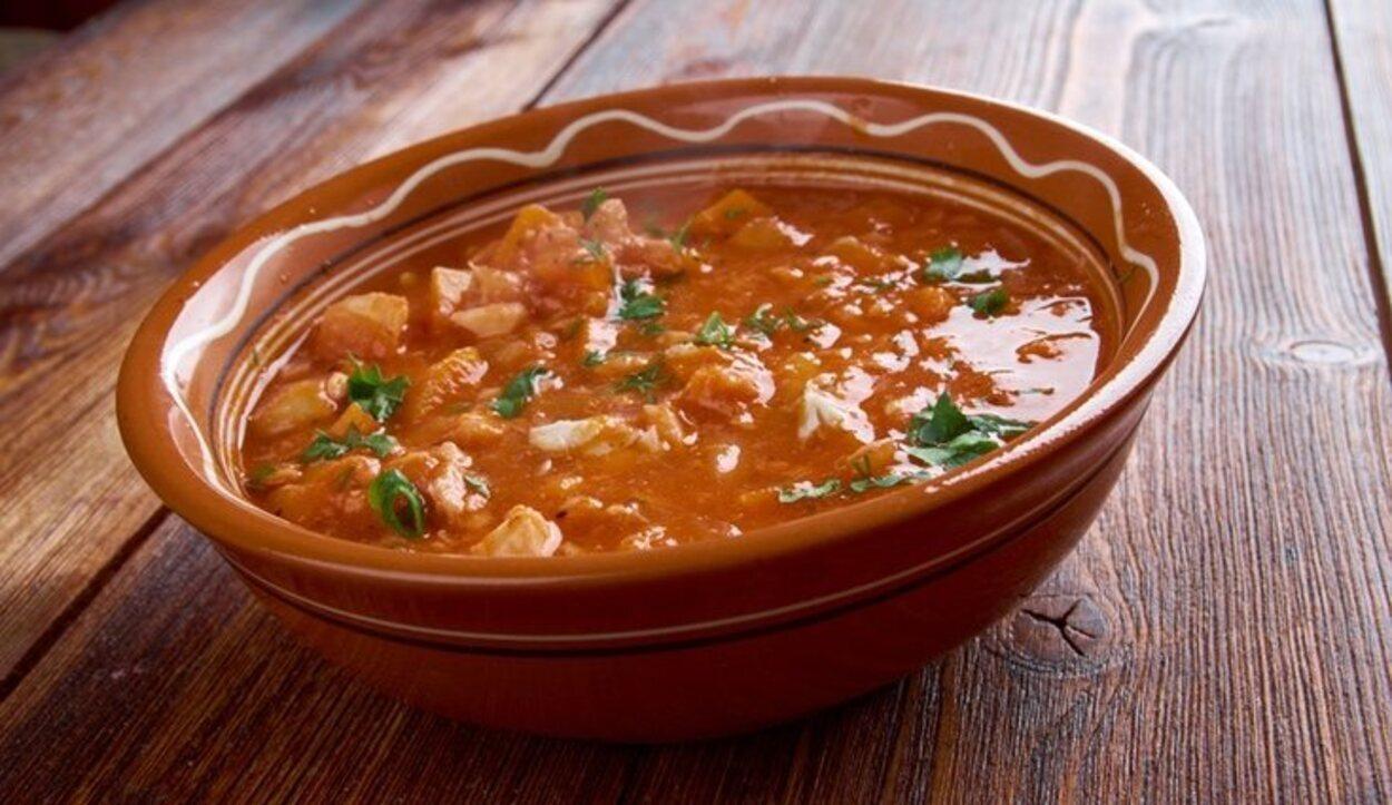 El ajoarriero es uno de los platos más famosos de Huesca