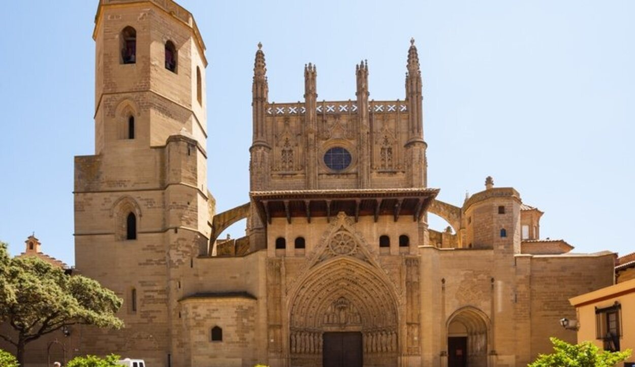 Santa Iglesia Catedral de la Transfiguración del Señor de Huesca