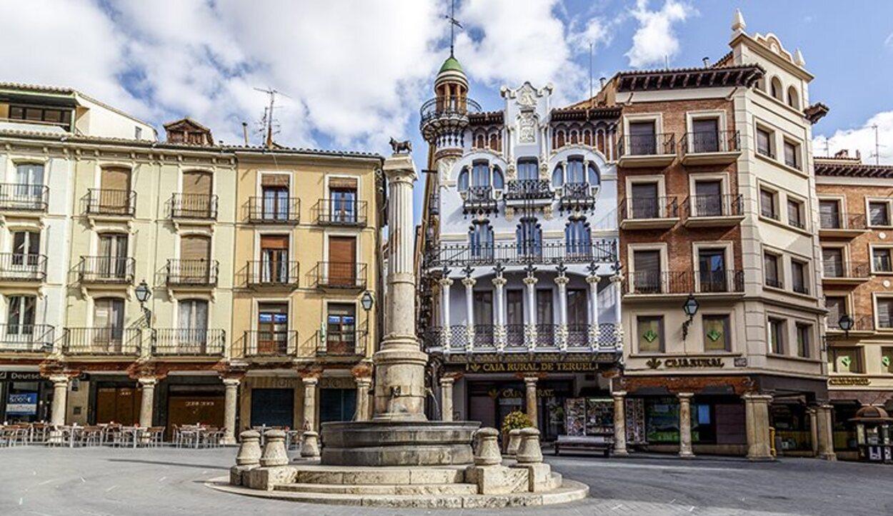 Fuente del Torico, Teruel