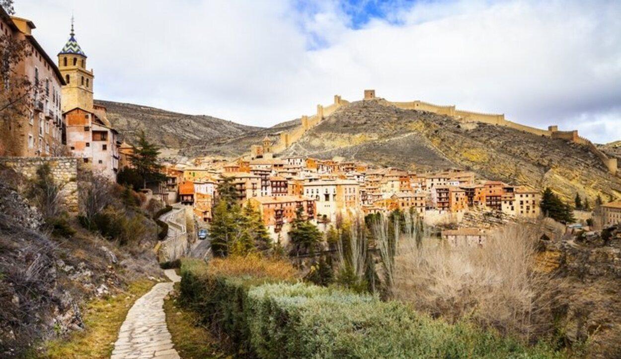 Albarracín, uno de los pueblos con más encanto de Teruel
