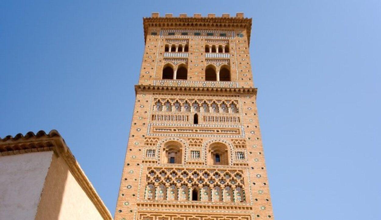 Torre mudéjar de Teruel