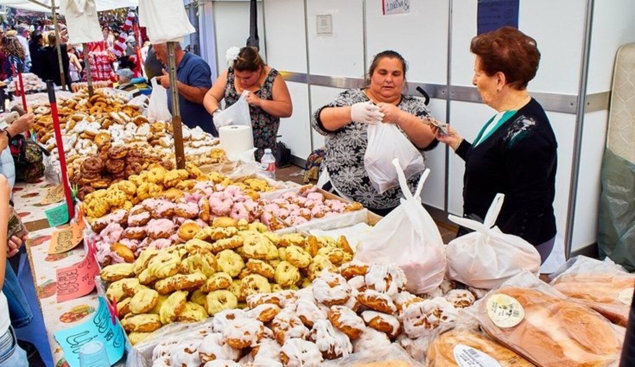 No se puede disfrutar de San Isidro sin unas buenas rosquillas