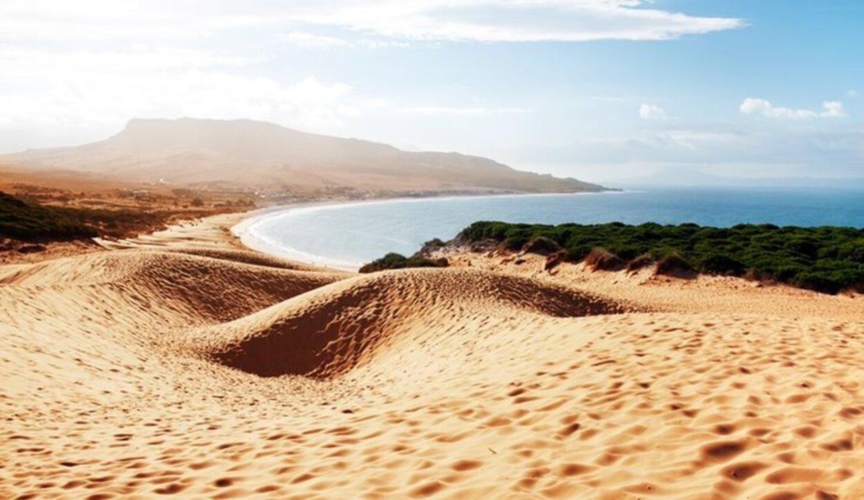 Playa de Bolonia, Cádiz