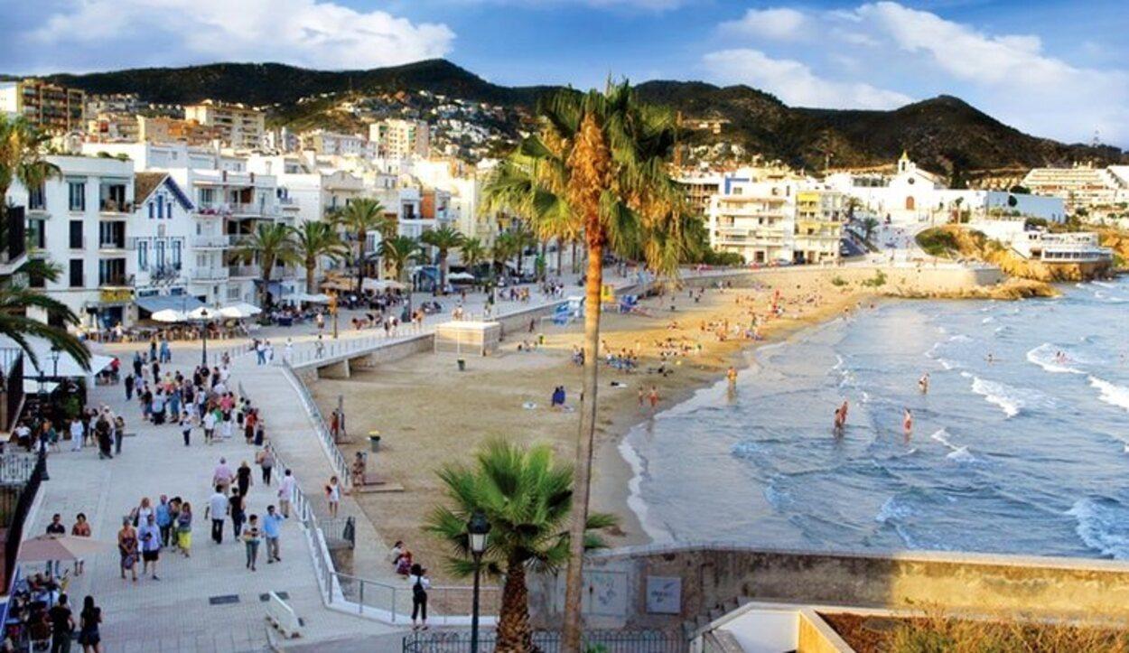 Playa de San Sebastián