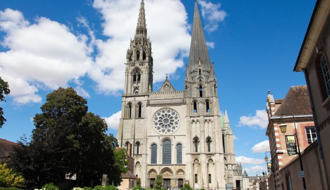 Notre-Dame de Chartres siempre ha sido un importante centro de peregrinación