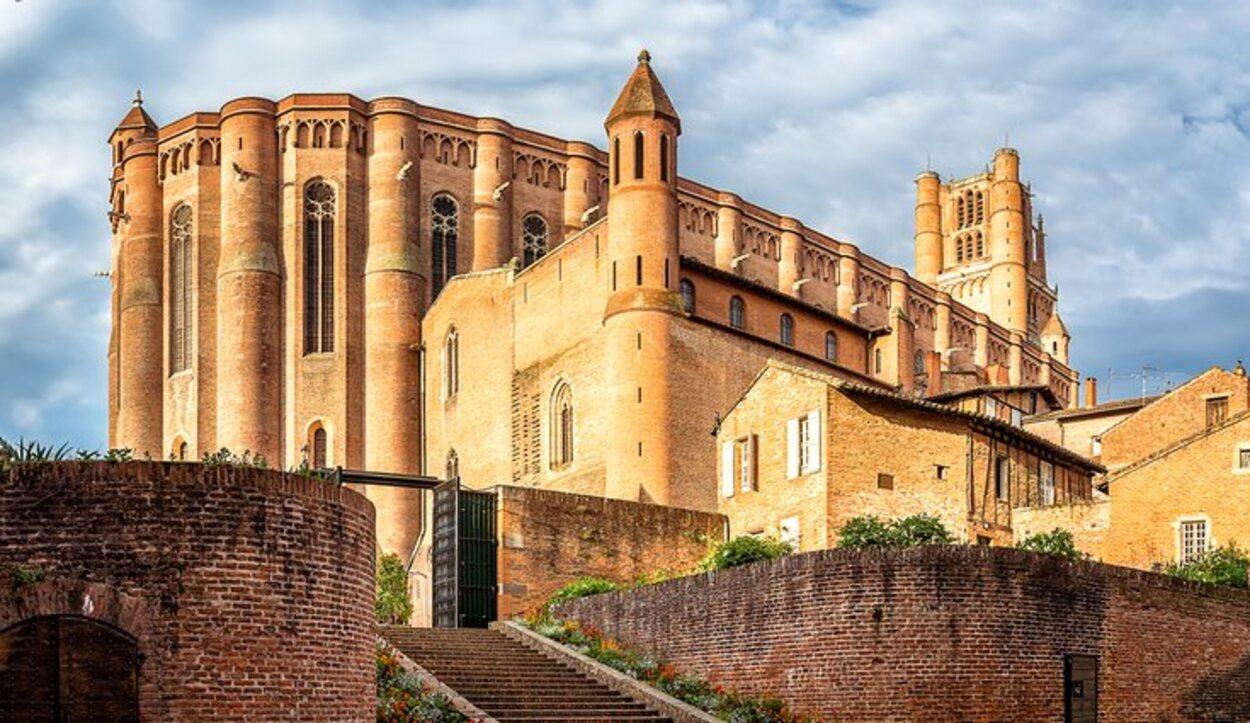 La función de la Catedral de Santa Cecilia de Albi también era religiosa
