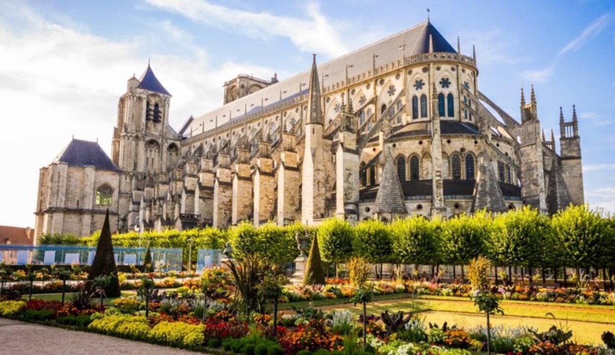 La Catedral de Saint-Étienne de Bourges es Patrimonio de la Humanidad