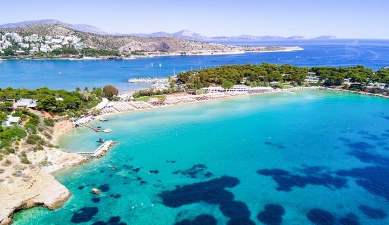 Astir Beach, Atenas