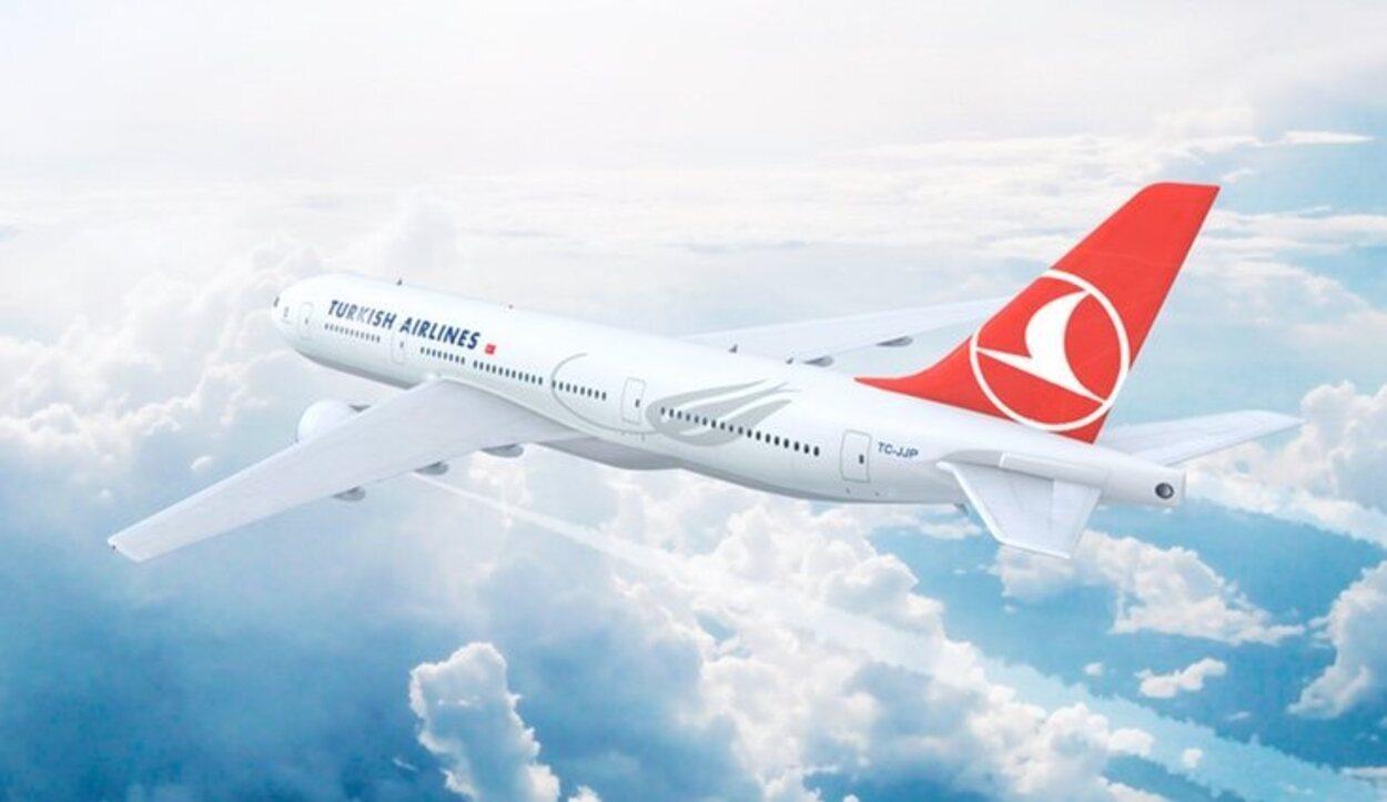 Turkish Airlines es la compañía aérea nacional de Turquía